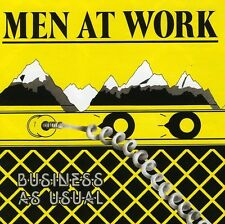Men at Work - Business As Usual [New CD]