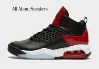 """Jordan Maxin 200 """"Black Red"""" Men's Trainers Limited Stock All Sizes"""