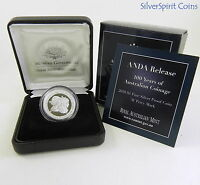2010 AUSTRALIAN COINAGE ANDA 'M' Privy Silver Proof Coin