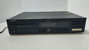 Vintage Pioneer CD Player PD-4101 Black Compact Disc Player Parts or Repair (B)