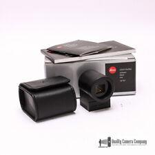 Leica Visoflex (Type 020) Electronic Viewfinder Catalog #18767 Store Demo