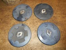 4 wheel hub cap renault master 2.5 2.2  05 breaking parts spares trims cap van