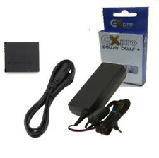 ACK-DC90 AC Power Adapter CA-PS500 & DR-90 Coupler kit for Canon Ixus 320HS
