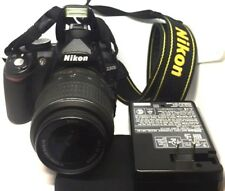 Used Nikon D3100 14.2MP Digital SLR Camera - Excellent Condition