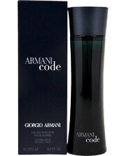 ARMANI CODE by Giorgio Armani 4.2 oz ( 125 ml ) EDT SPRAY MEN NIB SEALED