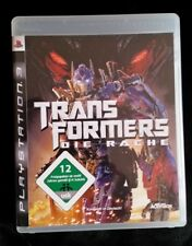 Transformers: Die Rache (Sony PlayStation 3, 2009)