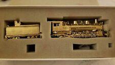 Westside Model Co HOn3 WMC Brass D&RGW 2-8-2 Class K-37 Nakamura Unpainted Japan
