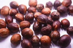 CEYLON GRADE A QUALITY WHOLE NUTMEG 100% ORGANIC NATURAL HERBS FREE SHIPPING
