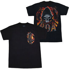 Sons of Anarchy Reaper Flames T-Shirt