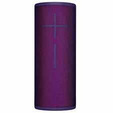 Logitech UE BOOM 3 Wireless Speaker - Ultraviolet Purple