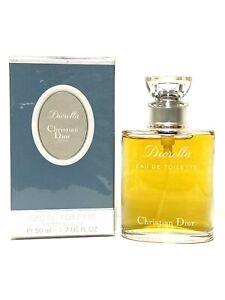 DIORELLA by DIOR 1.7oz/50ml EDT Spray Women Perfume Rare Discontinued item (BH15