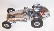 "Chrome Plated Thimble Drome ""Champion"" Mite Gas Powered Tether Car W/ .19 Engine"