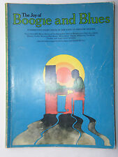Boggie And Blues - Music Sheet Book 1968