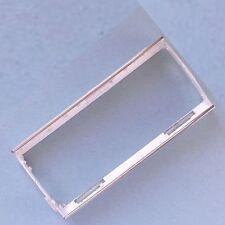100% ORIGINALE NOKIA X6 FASCIA HOUSING LATI COVER BAND + USB patta + POWERLOCK pulsante