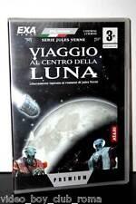 VIAGGIO AL CENTRO DELLA LUNA GIOCO NUOVO PC EDIZIONE UFFICIALE ITALIANA PG EXA