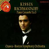 KISSIN Rachmaninov: Piano Concerto No. 3, etc. (CD, Jul-1993, RCA)