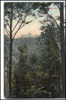 1910 Harz STÖBERHAI b. WIEDA Niedersachsen Postkarte