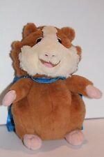 "Wonder Pets Linny Hamster Plush 10"" Stuffed Animal 2008 Fisher Price"
