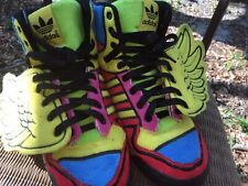 72d0dca0dcd31 Adidas adidas Jeremy Scott Multi-Color Athletic Shoes for Men for ...