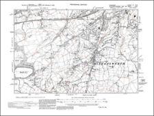 Somerset 1930-1939 Date Range Antique Europe Sheet Maps