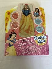 NEW Disney Princess SNOW WHITE WEARABLE BLANKET Dress Blankie Tails C6