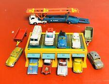 Vintage Husky Models Die Die Cast Model Cars & Trucks Set