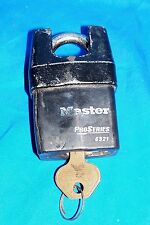 Master Pro Series Model 6321 Padlock Lock Door Gate Garage Proseries Masterlock