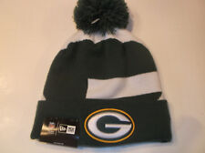 Green Bay Packers NFL New Era  Logo Whiz Knit beanie