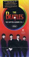 Beatles,The The Capitol Albums Vol. 1 4 CD BOX NEU OVP Sealed