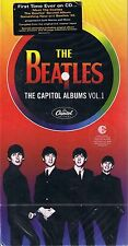 Beatles, The the Capitol Album Vol. 1 4 CD BOX NUOVO OVP SEALED