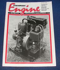 STATIONARY ENGINE MAGAZINE MAY 1989 NO.183 - TAYLOR ENGINE COMPANY