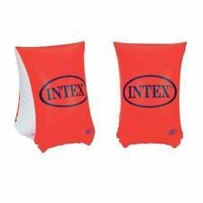 Bandas de brazo de natación de plástico para niños, 18x15x3 Cm (Rojo) Envío Gratis A Todo El Mundo