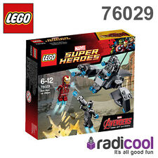 76029 LEGO Iron Man vs. Ultron SUPER HEROES Age 6-12 / 90 Pieces / 2015 RELEASE!