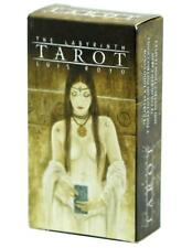 New 78 The Labyrinth Tarot Cards Oracle Gothic Fantasy Deck Kit Set Guidebook