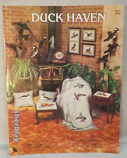 DUCK HAVEN CROSS STITCH 1987 The Cross Stitcher Magazine Back Issue