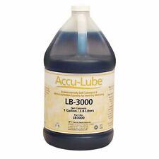 Accu Lube Lb 3000 1 Gallon Medium Duty Metalworking Lubricant