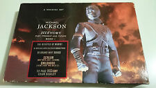 MICHAEL JACKSON HISTORY BOOK 1 PAST PRESENT AND FUTURE 2 MINIDISC EDITION SET