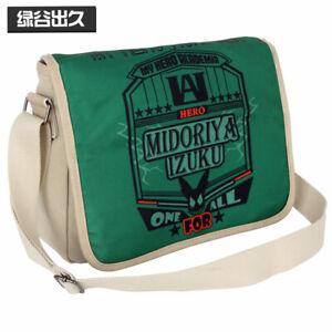 My Hero Academia Cross Body canvas Shoulder Bag women Satchel Messenger Bag gift