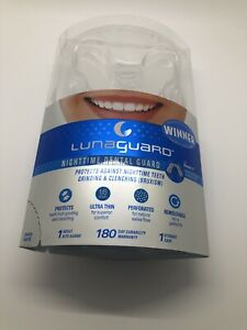 Lunaguard Nighttime Dental Protector NEW. Free USA Shipping