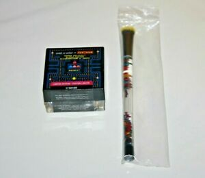 Wet N Wild x PAC-MAN Power Pellets Blushlighter NEW Limited Edition + Brush