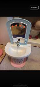 Zapf BABY Born interactive Waschtisch Waschbecken mit Licht und Sound