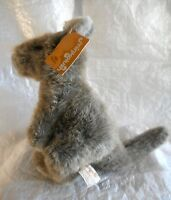 "Australian Kangaroo - Minkplush - ""Jumbuck"" - Plush - 29cm - tag"