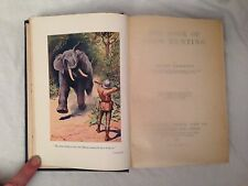 Henry Newbolt, The Book of Good Hunting - 1st/1st 1920 - SIGNED by Author to Son