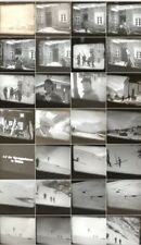 16mm Privatfilm um 1930 Winterurlaub Wintersport Salden Schweiz #30