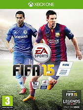 FIFA 15 - Xbox One Tested Instruction Leaflet Post