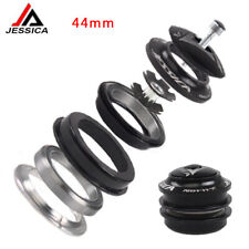 "44mm Mountain Bike Headset Sealed Bearings 1-1/8"" Straight Fork Steerer 28.6mm"