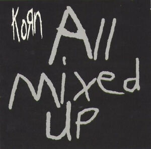 korn all mixed up cd new sealed