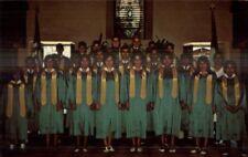 Kailua Kona Hawaii Hi Leo Lani Singing Choir Postcard