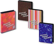 2 x 55 Blatt Ravensburger Spielkarten Rommé, Bridge, Canasta Etui 27075