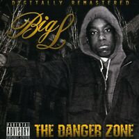 Big L - The Danger Zone [New CD] Explicit
